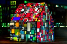 color-glass-house
