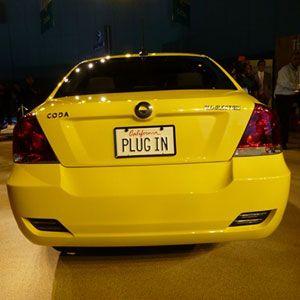 Новые электромобили 2011 года: обзор и цены