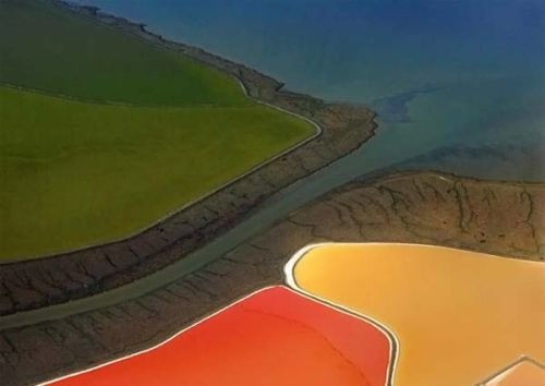 Соляные пруды Сан-Франциско