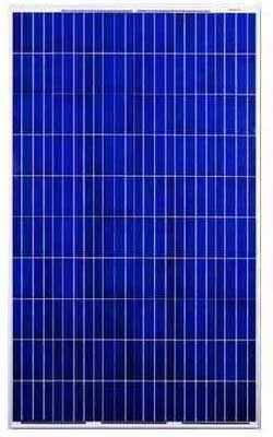 Солнечная панель из поликристаллического кремния