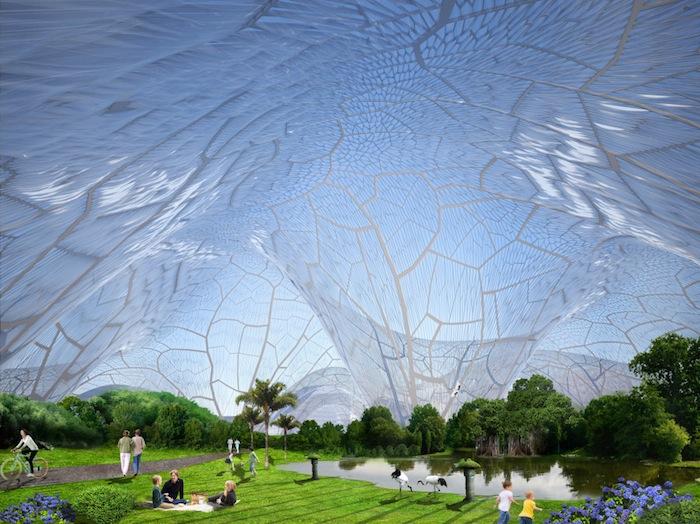 новий еко-проект від архітектурного бюро «Orproject»