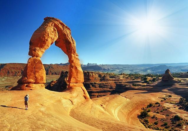 10 самых удивительных природных арок мира