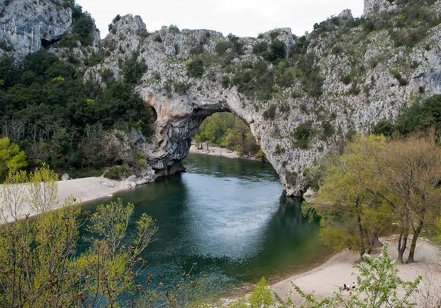 Пон-д'Арк (Pont d'Arc), Франция