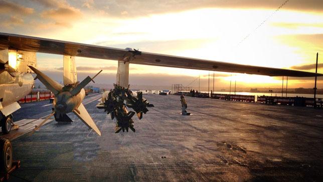 Ракетное топливо можно производить не из нефти, а из экологически чистых материалов