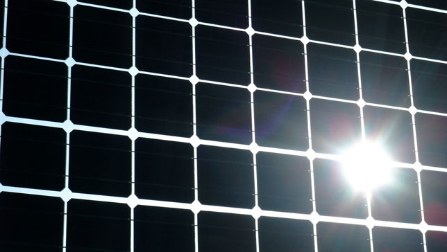 Солнечные панели лишили блеска, повысив их эффективность