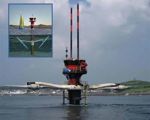 Компания Siemens удачно объединила ветро- и гидроэнергетику