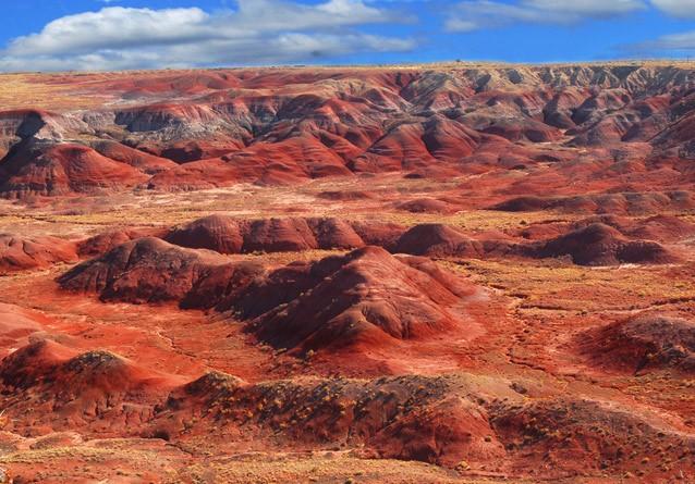 8 самых многоцветных высокогорий мира