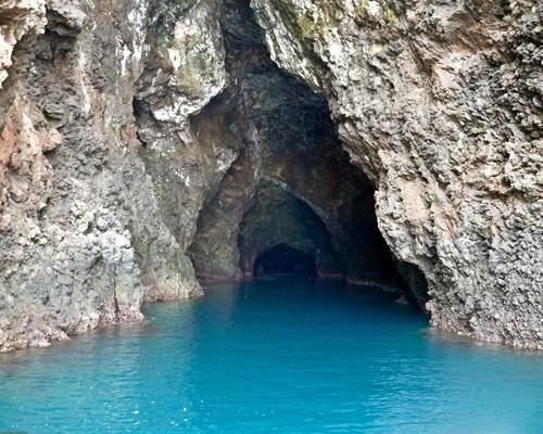 Расписная пещера