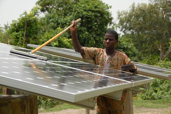 3 ГВт солнечных электростанций будут построены в Ниегрии