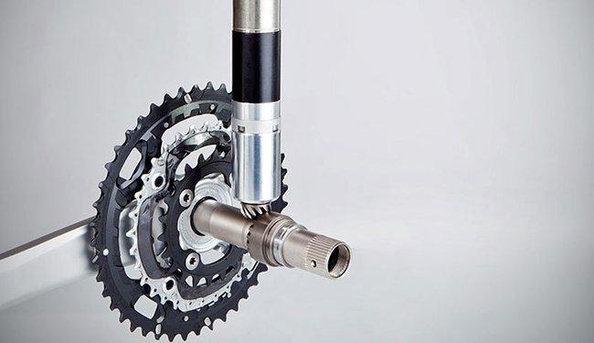 Vivax electric assist - скрытый электропривод велосипеда