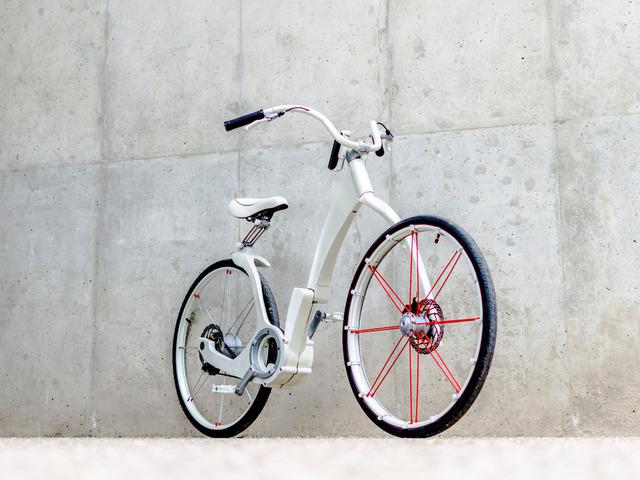Электровелосипед Gi Bike: три секунды для старта