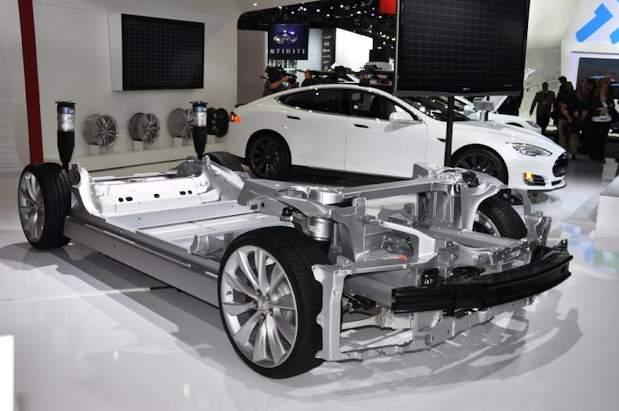 О характеристиках нового электромобиля пока толком ничего не известно.