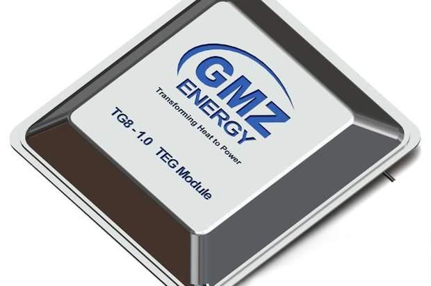 ТЭГ компании GMZ