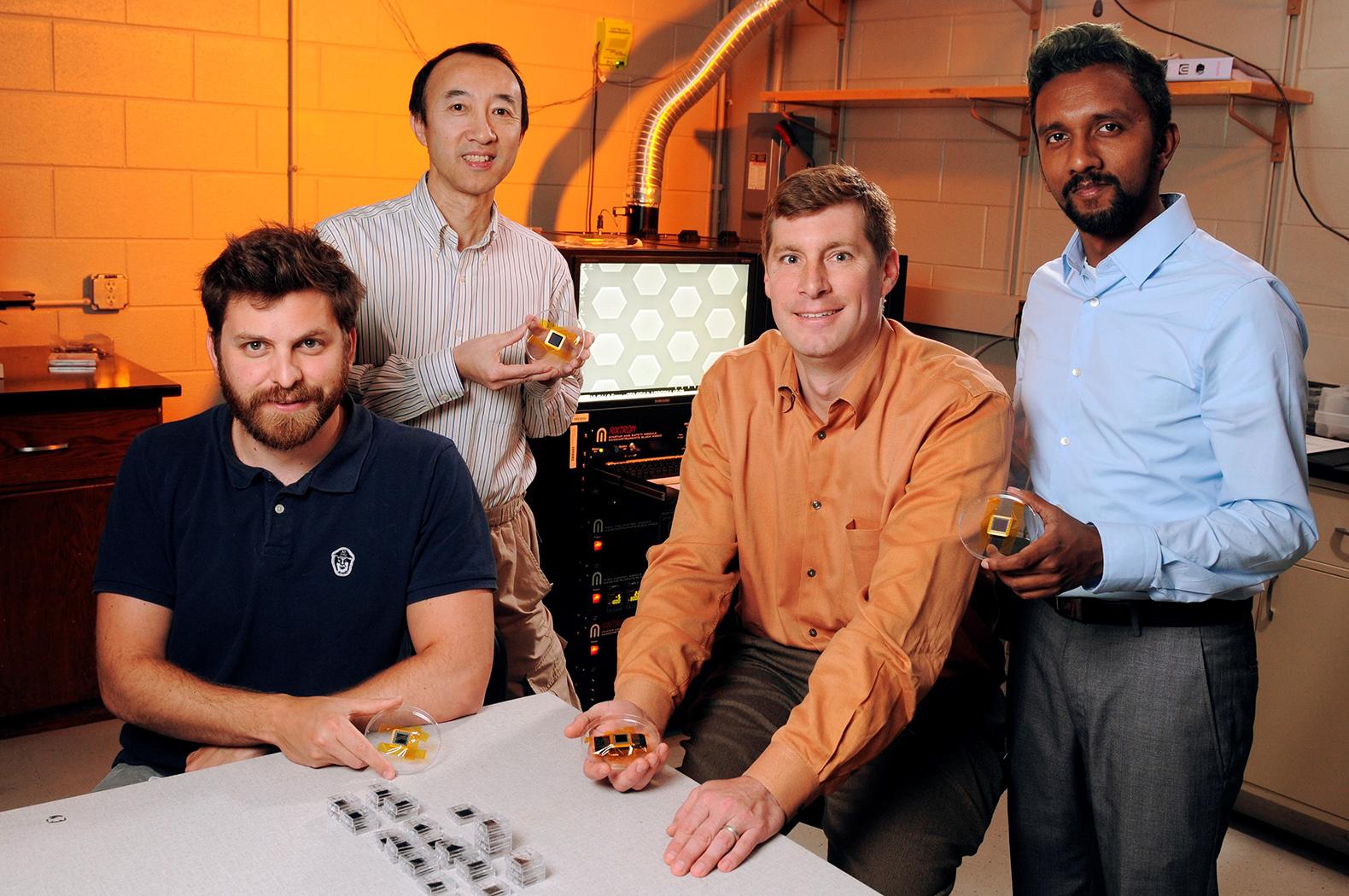 Трехмерные солнечные панели будут проходить испытания в космосе