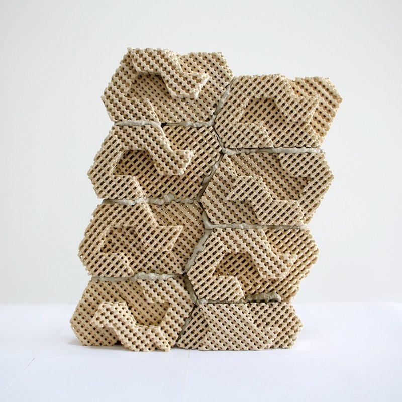 Напечатанные кирпичи помогут охладить комнату