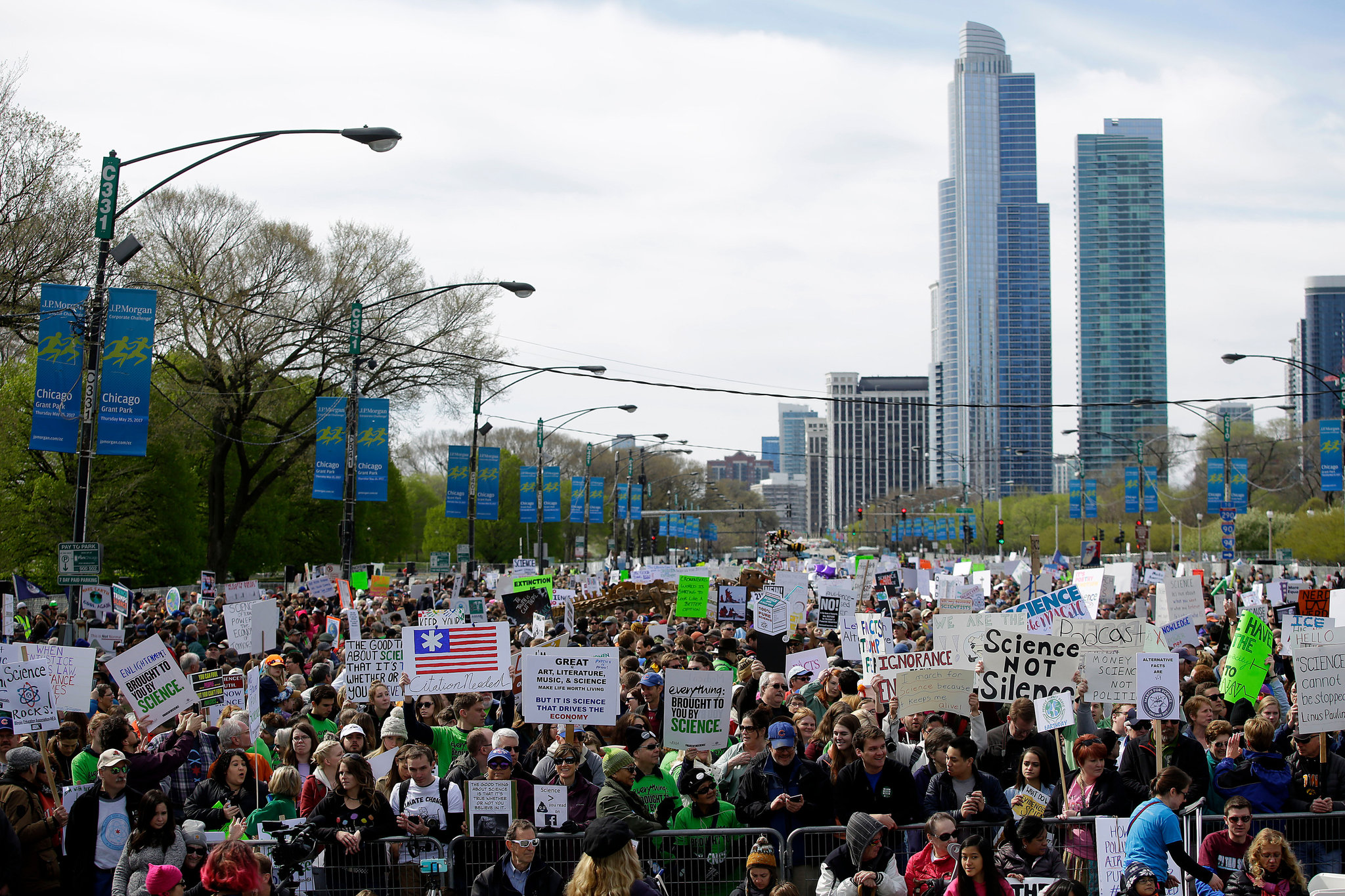 День Земли 2017 – Марш во имя Науки. Facepla.nnat последние новости экологии