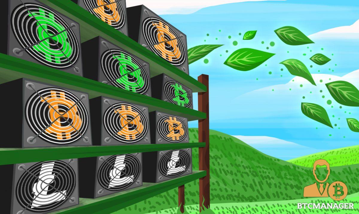Bitcoin ферма в Исландии будет получать 100% энергии с помощью возобновляемых источников