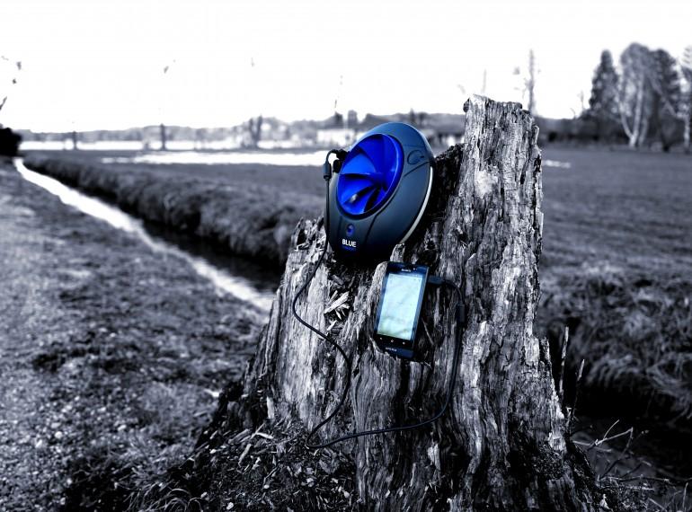 Мини-ГЭС для зарядки мобильных устройств. Facepla.net последние новости экологии