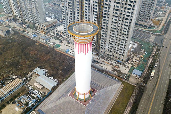 Китай тратит 2 млн долларов на инновационную технологию очистки воздуха