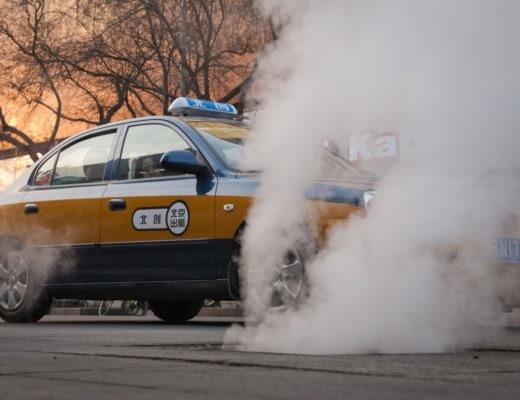 Китай заменяет 67 000 бензиновых такси электромобилями. Facepla.net последние новости экологии