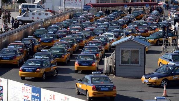 Таксі у Китаї
