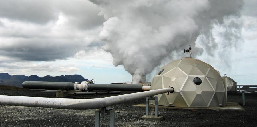 Ученые собирают СО2 и превращают его в твердую породу. Facepla.net последние новости экологии