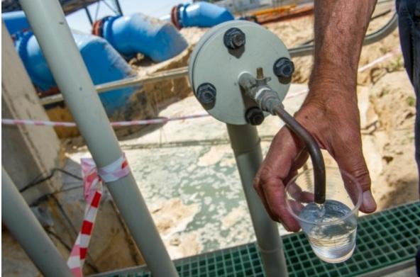 Новый метод опреснения перерабатывает отходы опреснения и CO2