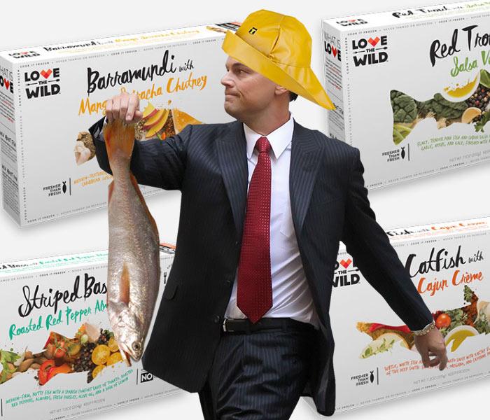 Леонардо ДиКаприо инвестирует в морепродукты