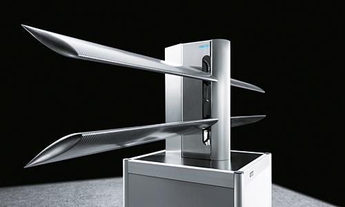 Инновационный ветряной генератор от Festo