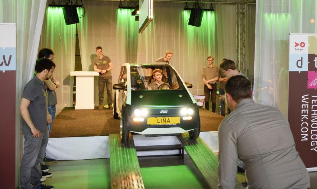 ВНидерландах сделали электромобиль из сладкой свеклы ильна