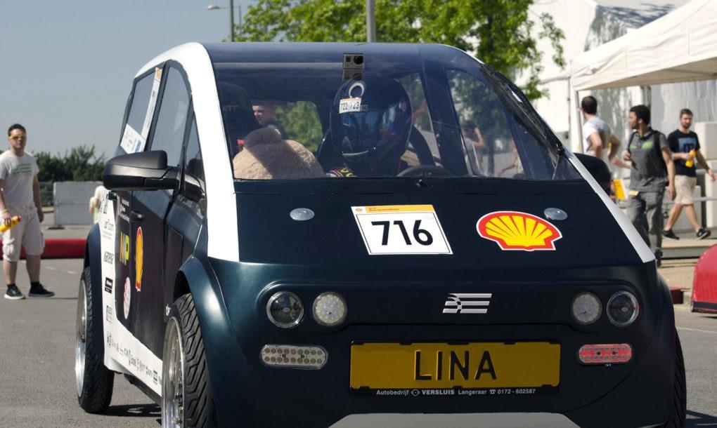Студенты изНидерландов создали авто изльна исвеклы
