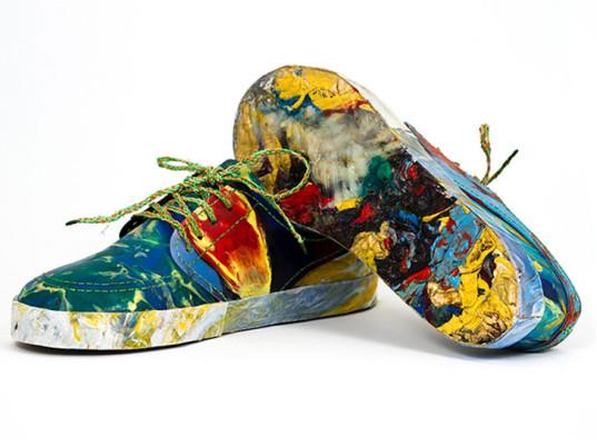 Обувь из пластиковых отходов или что оставляет после себя каждый из нас. Facepla.net последние новости экологии