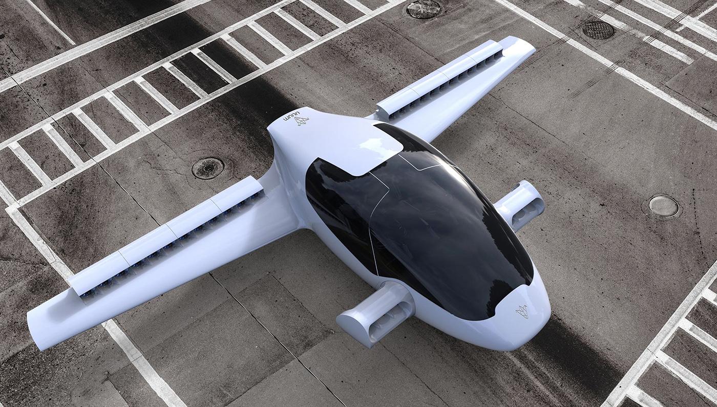 Летающий электромобиль успешно совершил свой первый рейс