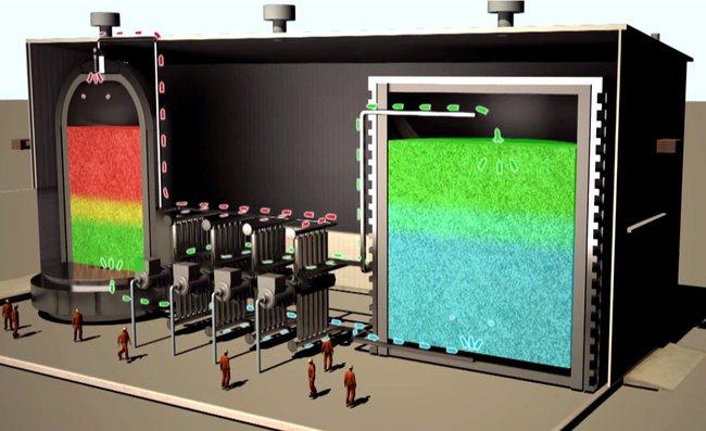Батареи, использующие гравий, могут сделать прорыв в крупномасштабных установках хранения энергии