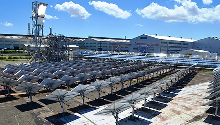 Начались испытания гибридной электростанции концентрированной солнечной энергии. Facepla.net последние новости экологии