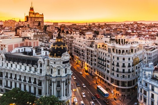 Поможет ли новая система парковки экологии Мадрида? Facepla.net последние новости экологии