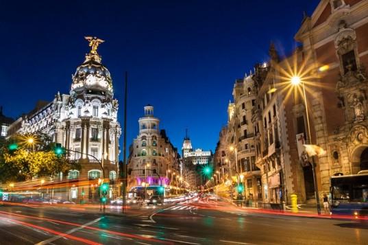 Поможет ли новая система парковки экологии Мадрида?