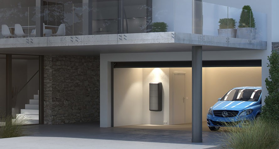 Mercedes – новый конкурент домашней батарее Tesla?