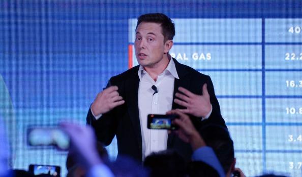 Илон Маск строит вАвстралии самую сильную литий-ионную батарею вмире