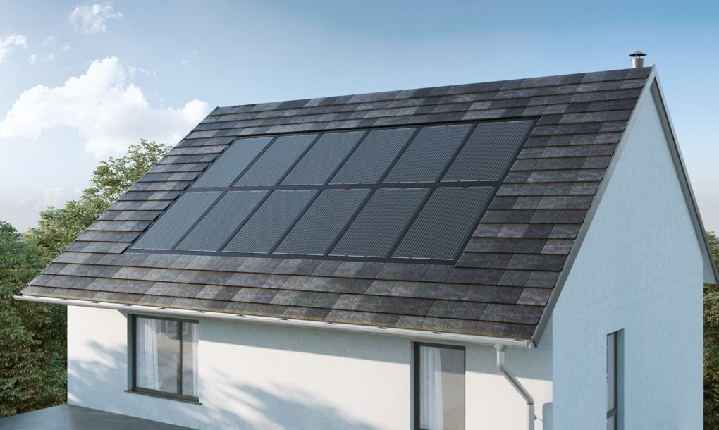 Nissan запускает в продажу солнечные панели