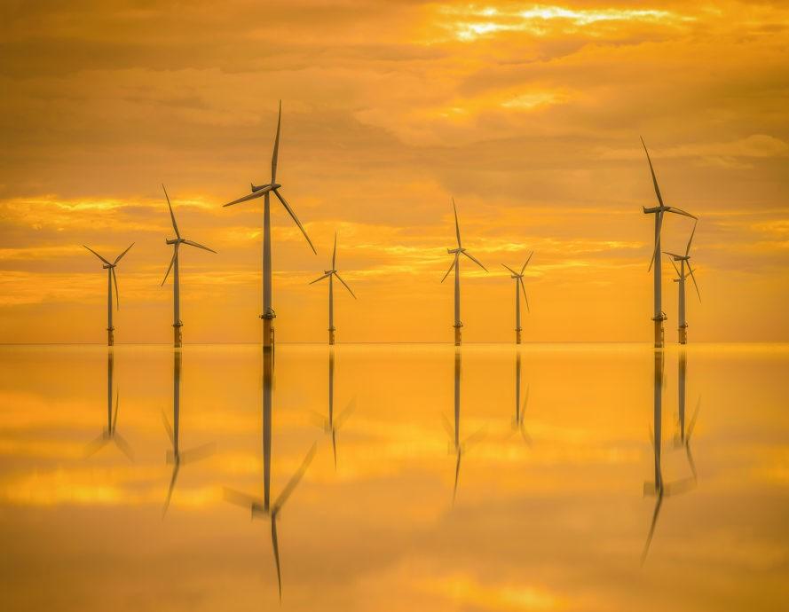 Одна ветряная электростанция может обеспечить энергией весь мир?