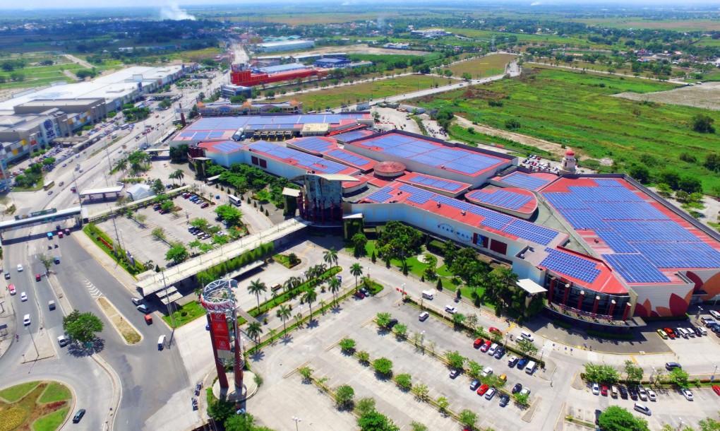 Крупнейшая солнечная крыша открыта на Филиппинах. Facepla.net последние новости экологии