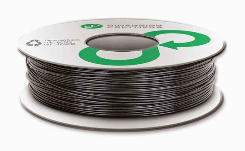 Переработанный пластик как материал для 3д принтера. Facepla.net последние новости экологии