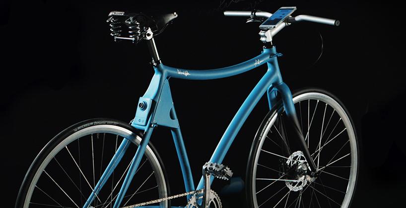 Умный Велосипед от Samsung. Facepla.net последние новости экологии