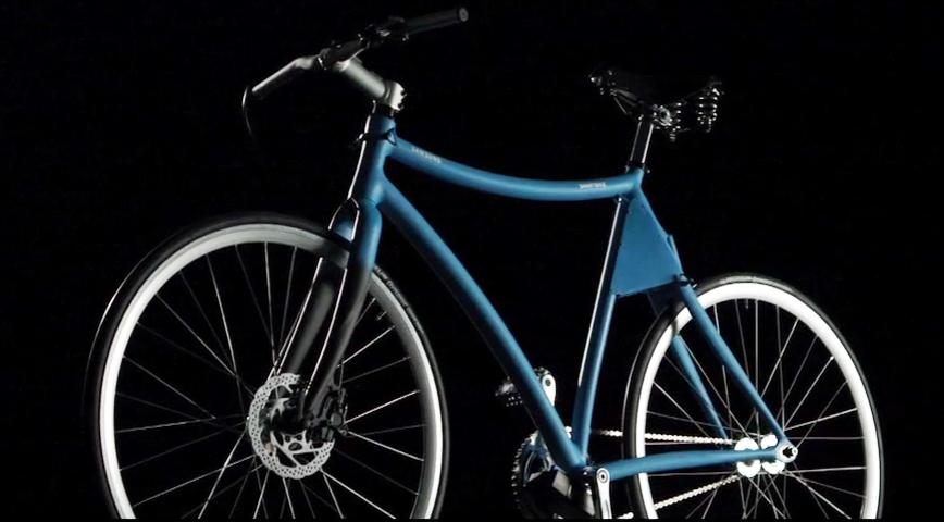 Умный Велосипед от Samsung