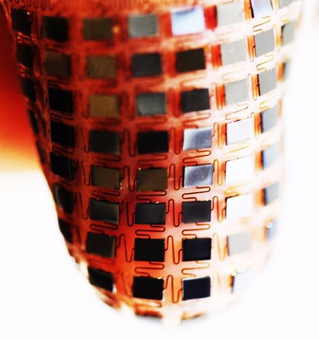Самозаряжаемый аккумулятор растягивается на коже для зарядки носимых устройств. Facepla.net последние новости экологии