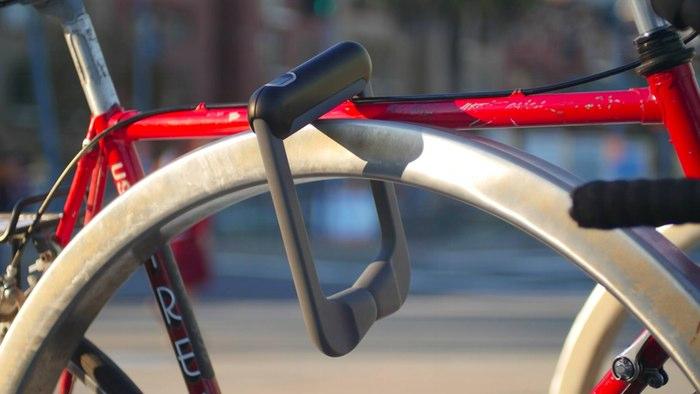 «Умный» замок считывает отпечатки пальцев, чтобы разблокировать ваш велосипед. Facepla.net последние новости экологии