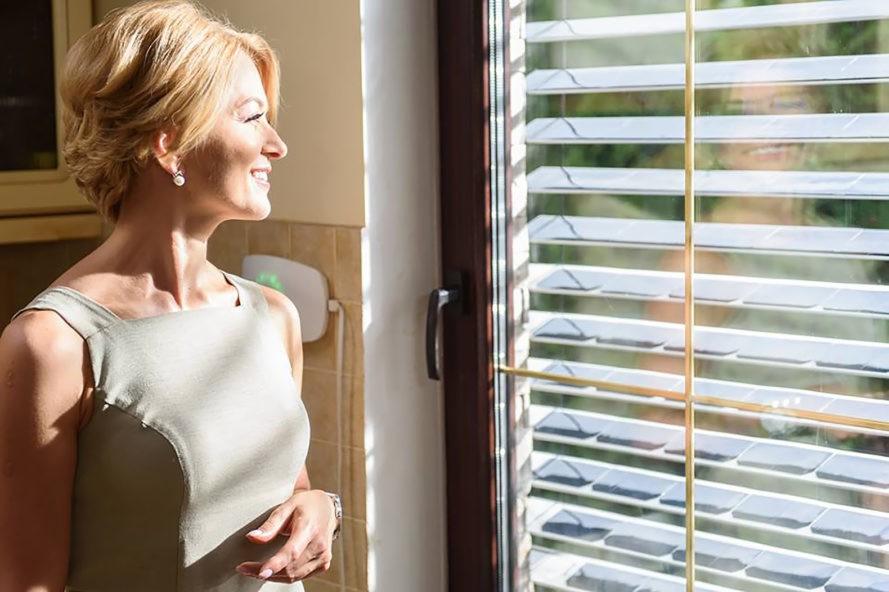 Cолнечные жалюзи закрывают окна и производят чистую энергию. Facepla.net последние новости экологии