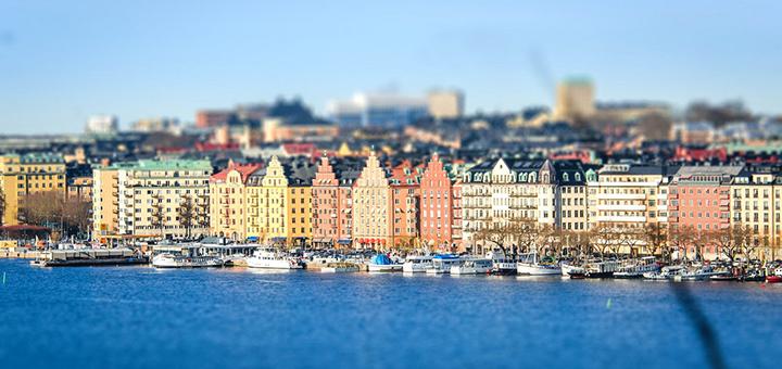 Швеция приняла закон для полного сокращения выбросов углерода