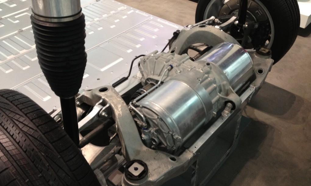 тесла автомобиль электродвигатель tesla